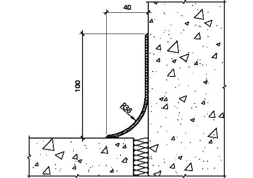 PLINTO DS 40x100
