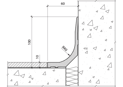 PLINTO KU 60x100