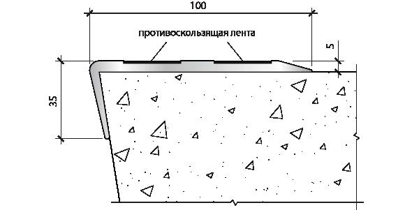 PLINTO SEA 100x35