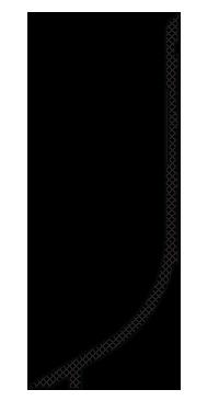 PLINTO RAD 60×150